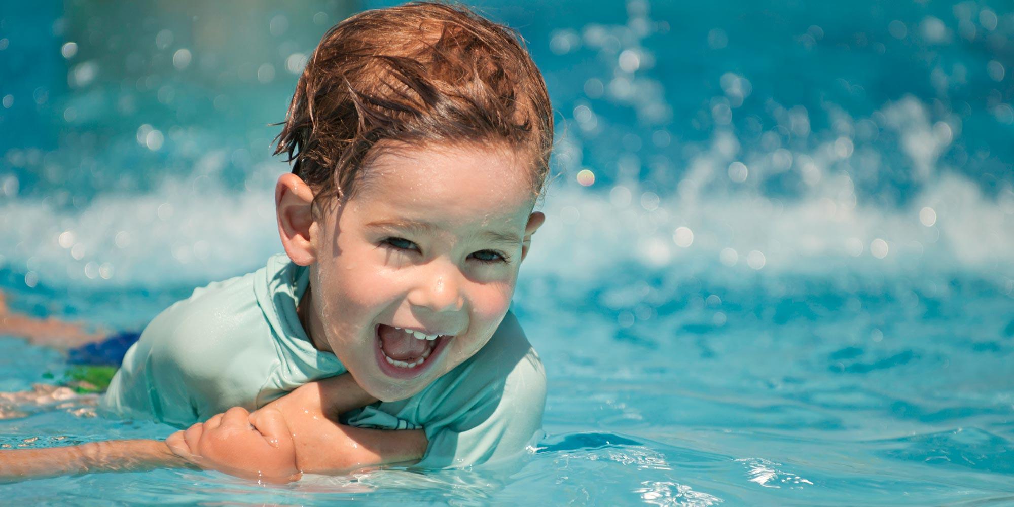 Aqua Ouder Kind Zwembad De Ijsselslag Zutphen